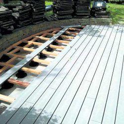 Lame Composite Terrasse Brico Depot Beau 33 Beau Stock De Lame Terrasse Posite Pas Cher Of Lame Comp In 2020 Outdoor Outdoor Structures Garden Bridge