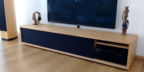Tv En Audio Kast.Tv Kasten En Audio Meubels Op Maat Hybrid Media Solutions