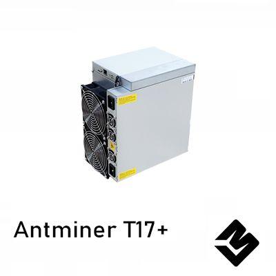 Bitmain Antminer T17 64th S Bitcoin Miner Sha 256 Algorithm