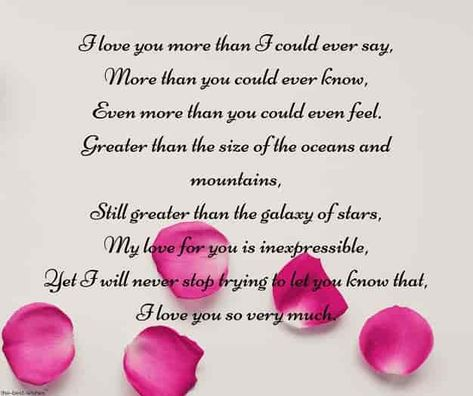 Romantic Good Morning Poems For Him Best Collection Romantic