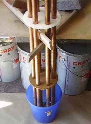 Super Strong Black Sun Orgone Energy Generator Accumulator