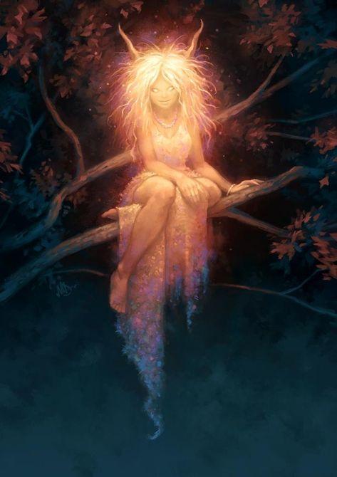 Titania, an art print by Matt Dixon - INPRNT