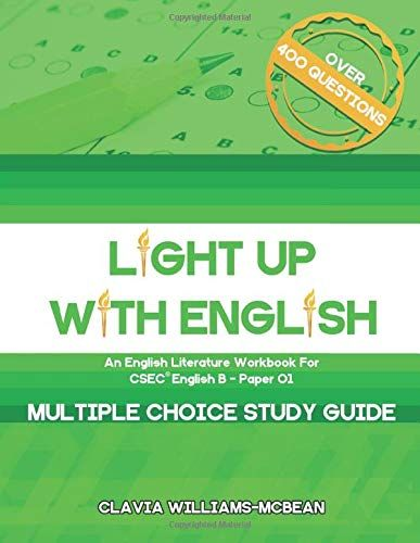 Download Pdf Light Up With English An English Literature Workbook For Csec English B Paper 01