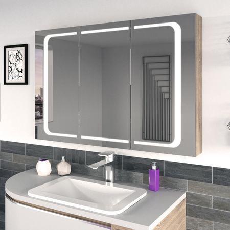 Design Spiegelschrank Nobella Spiegelschrank Badezimmer Spiegelschrank Badezimmer Innenausstattung