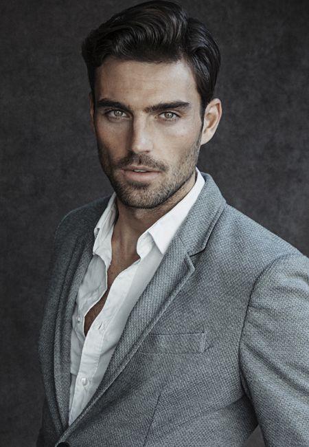 Peter Badenhop Chic Management Poses For Men Handsome Men Beautiful Men