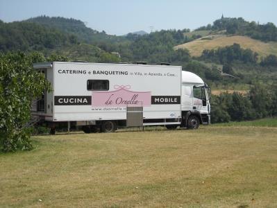 Da Ornella Cucina Mobile catering e banqueting Budrio ...