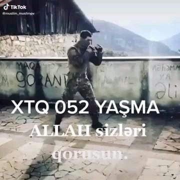 Xtq 052 Yasma Allah Qorusun Ordumuzu Video Movie Posters Sene Poster