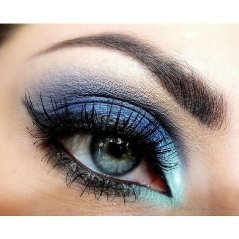30 Glamorous Eye Makeup Ideas For Dramatic Look Liked On