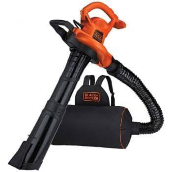 Black Decker Bebl7000 Back Pack Leaf Blower Vacuum Mulcher Leaf Blower Electric Leaf Blowers Blowers