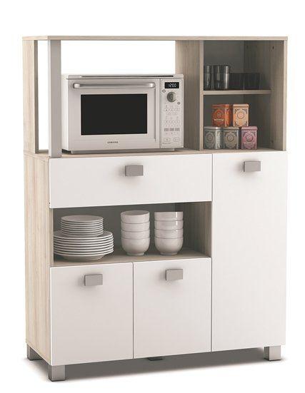 Armario de cocina 3 puertas y 1 cajón BOSTON | Muebles de ...