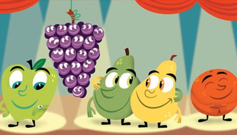 """""""Fabulous Fruit of the Spirit"""" poem to help kids understand the fruit."""