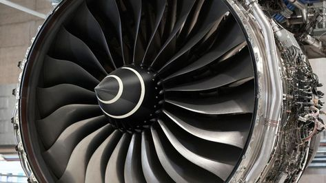 How an airplane engine gets made