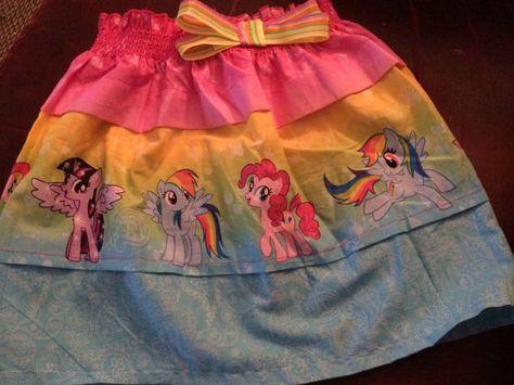 My little pony skirt