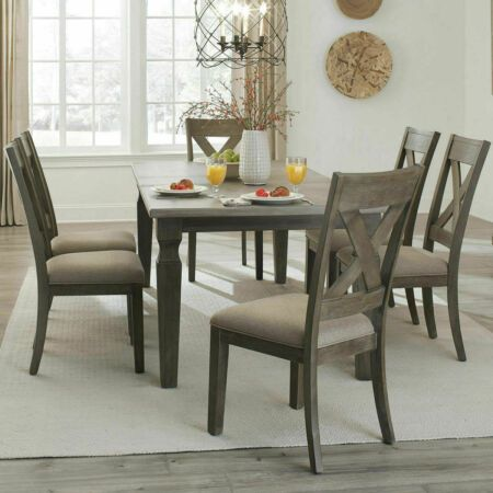 Round Dining Table For 6 Round Kitchen Table With 6 Chairsawesome Brown Round Dining Room Meja Makan Bulat Set Ruang Makan Meja Ruang Tamu