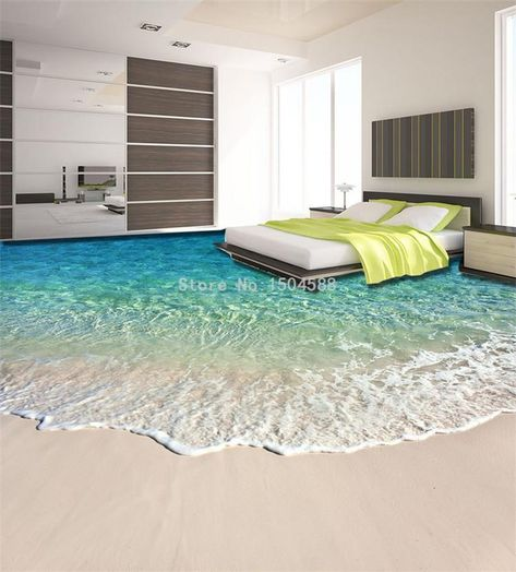 Self Adhesive Floor Mural Photo Wallpaper 3D Seawater Wave Flooring Sticker Bathroom Wear Non Slip Waterproof Wall Papers Desktop Wallpapers Desktop Wallpapers And Backgrounds From Good_co_ltd, $43.36| DHgate.Com