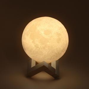 3d Moon Desk Lamp Led Lamp Novelty Lighting Novelty Lamp