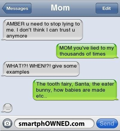 27 Hilarious Text Messages From Parents That Will Make You Laugh Out Loud