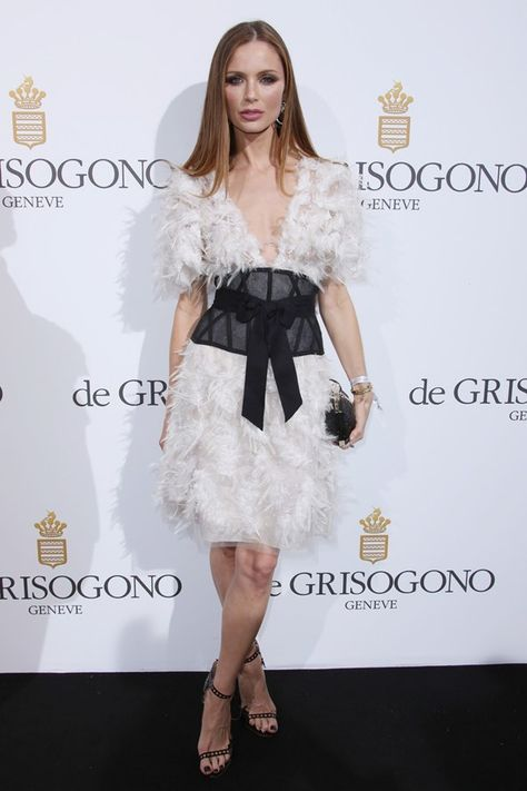 Georgina Chapman - De Grisogono Party - May 17 2016