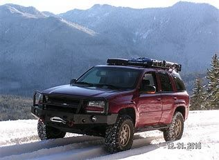 Image Result For Chevy Trailblazer Overland Chevy Trailblazer Trailblazer Chevy