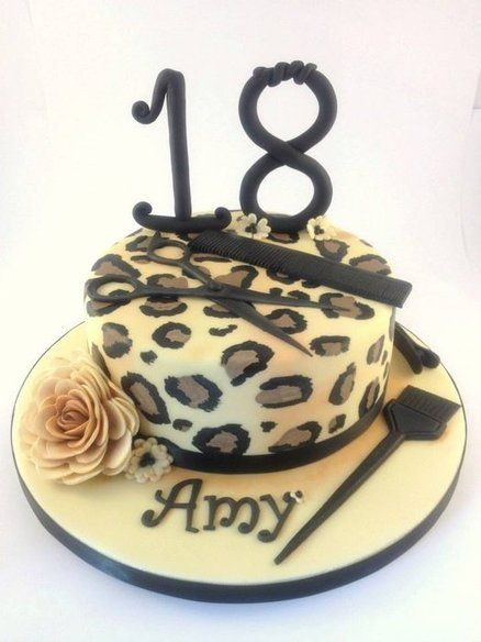 17 Best Cosmetology Images On Pinterest Hairdresser Cake Graduation And