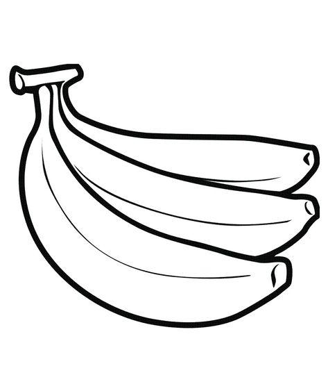 Raskraska Banan 32 Foto V 2020 G Risunki Dlya Raskrashivaniya Raskraski Risunki
