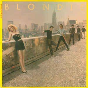 Blondie Auto American Blondie Albums Iconic Album Covers Album Covers