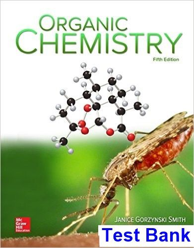 Organic Chemistry 5th Edition Smith Test Bank   TestBank Download