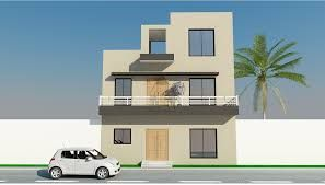 View 4 Marla Home Design Single Story Pictures In 2021 House Map Beautiful House Plans House Front Design