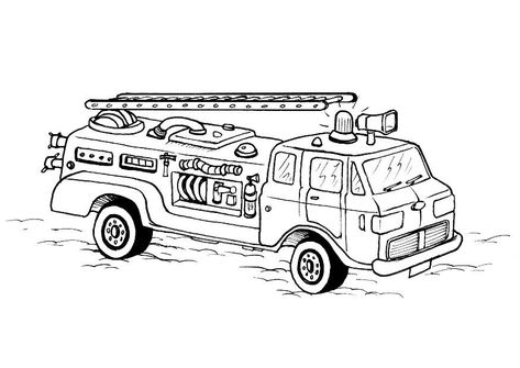 - Free Printable Fire Truck Coloring Pages For Kids Cars Coloring Pages, Truck  Coloring Pages, Coloring Pages For Kids