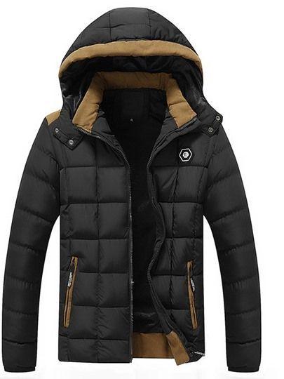 Herren Warme Winterjacke Parka Jacke Mit Fell Wintermantel 20 Rabatt Uber 99 Code 992 Winter Jacket Men Parkas Winter Jacket Men Business Casual Men Winter
