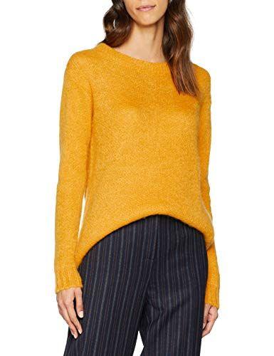 United Colors of Benetton Womens Sweater L//S Sweatshirt