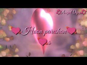 Whatsapp status Best heart touching Female song for whatsapp status