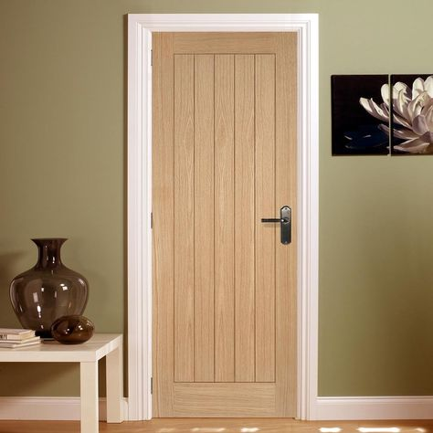 Somerset Oak Flush Panel Door Is Prefinished And 1 2 Hour Fire Rated Lifestyle Image Cottagedo Fire Doors Fire Doors Internal Buy Interior Doors