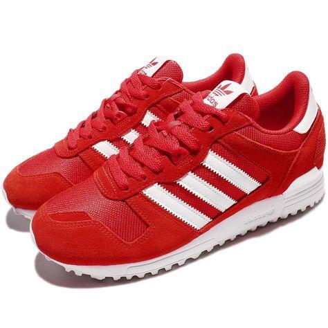 adidas ZX Flux: Poppy Red #sneakers
