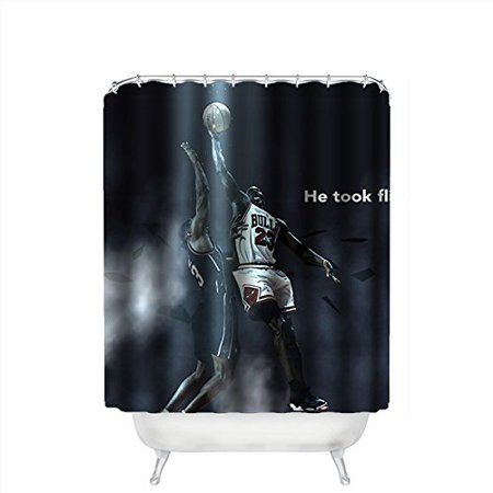 Home With Images Shower Curtain Polyester Star Shower