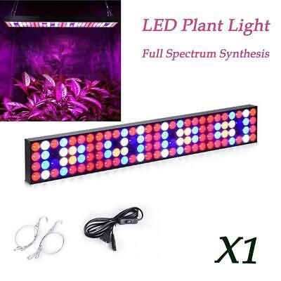 Details About 0 6m Full Spectrum Long Strip Grow Light Hydroponic Indoor Plant Growing Lamp In 2020 Grow Lights For Plants Led Grow Lights Led Grow Lights Plants