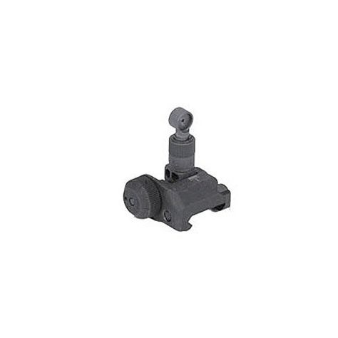 Kac Rear Sight 200 600m Flip Up Blk By Knights Armament Company Knight Black Fitness