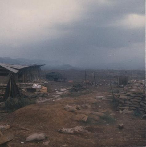 1st Battalion, 26th Marines Headquarters, Khe Sanh, 1968