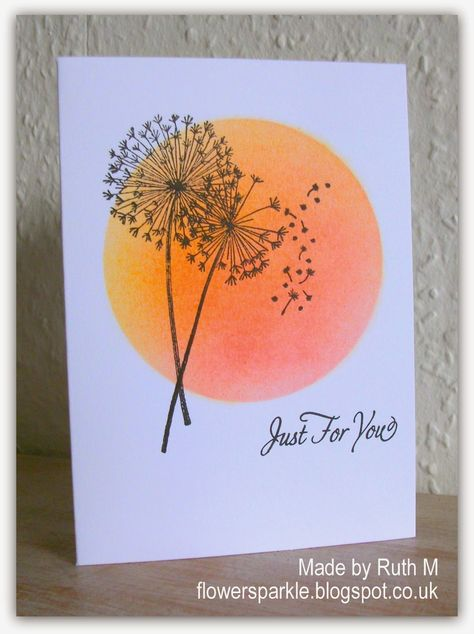 Last Thursday we had our April card group get together and it was such an enjoyable afternoon. Watercolor Birthday Cards, Watercolor Cards, Watercolour, Birthday Card Drawing, Karten Diy, Get Well Cards, Sympathy Cards, Distress Ink, Flower Cards