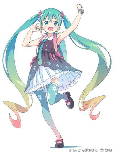 Hatsune Miku/Gallery | inspo | Hatsune miku, Vocaloid