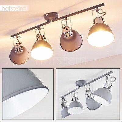 Vintage Spot Schlaf Wohn Zimmer Lampe Flur Diele Küchen Decken Leuchte rostbraun