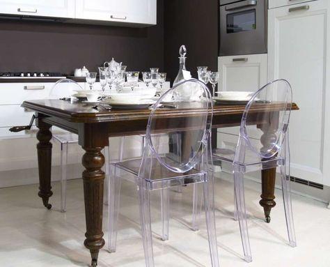 Tavoli Da Pranzo Antichi : Arredare con mobili antichi e moderni sedie e tavolo dagli stili