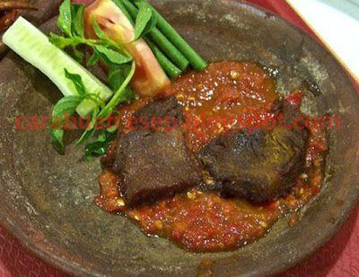 Gambar Resep Empal Daging Goreng Kering Sederhana Spesial Lembut Dan Empuk Asli Enak Resep Resep Makanan Masakan