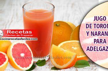 Naranja para bajar de peso