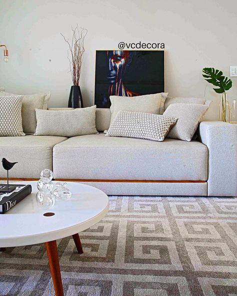 """Design de Interiores on Instagram: """"Projeto Apto Vila Mascote Detalhes que encantam! ✨ 😍 Paleta de cinzas nesse apê! Pra você que não curte um ambiente com muita cor, pode…"""""""