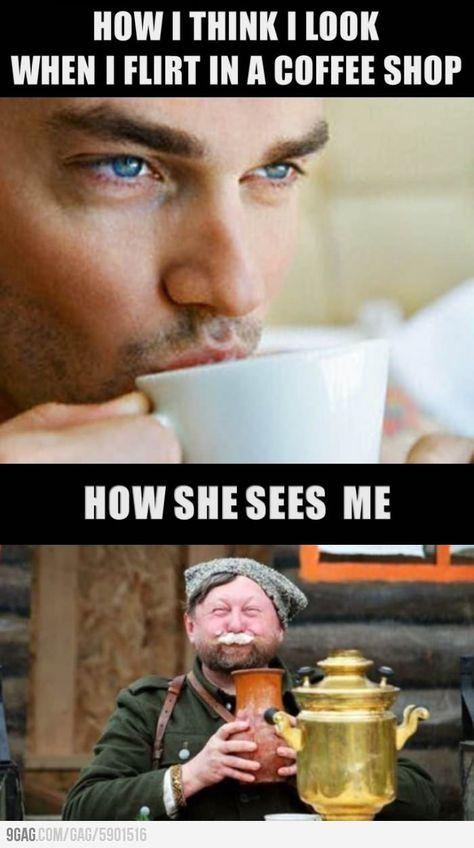 Mein mann flirtet online