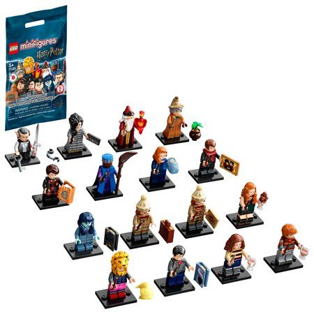 Movie Toy figure Building Blocks Harri Potters for girls boys Gift free shipping