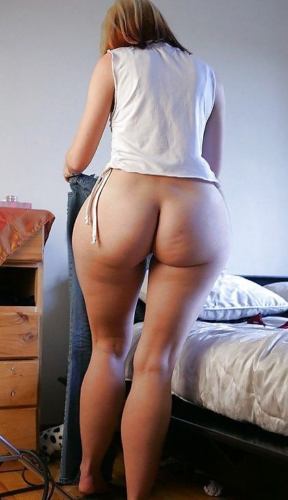 White big ass naked
