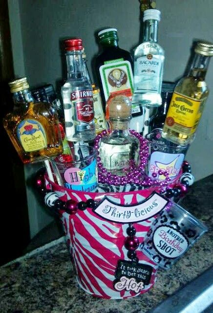 Gift Ideas 30th Party Birthday