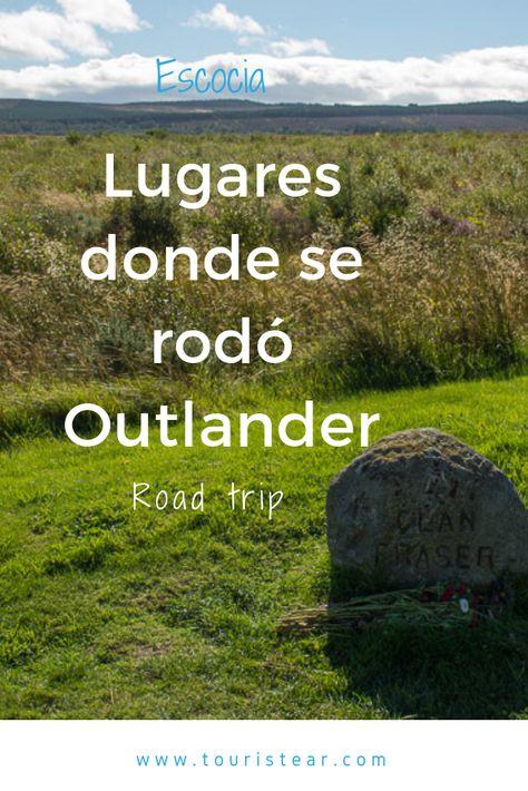 Lugares donde se rodó Outlander en Escocia